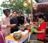 """Bế mạc Liên hoan """"Ẩm thực đường phố"""" tỉnh Bình Dương lần thứ II - 2019"""
