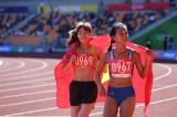 Tấm huy chương vàng ấn tượng của Phạm Thị Huệ