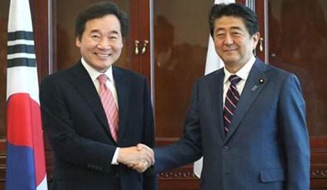 Nhật Bản - Hàn Quốc vãn hồi căng thẳng