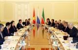 Chủ tịch Quốc hội hội kiến Tổng thống Cộng hòa Tatarstan