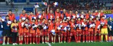 Tuyệt vời các cô gái vàng của bóng đá Việt Nam