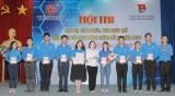 Ra mắt đội hình thanh niên tình nguyện hỗ trợ Trung tâm Phục vụ hành chính công TP.Thủ Dầu Một