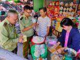 Đội Quản lý thị trường số 2: Kiểm tra vệ sinh an toàn thực phẩm tại các chợ