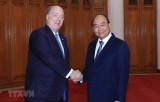 Thủ tướng Nguyễn Xuân Phúc tiếp đoàn Hội đồng Kinh doanh Hoa Kỳ