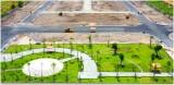 Golden Future City chuẩn bị bàn giao nền cho khách hàng