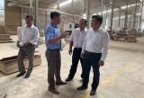 Nguồn vốn khuyến công: Hỗ trợ công nghiệp tại huyện Phú Giáo