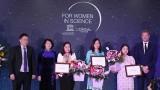 3名优秀女性年经科学家荣获奖项