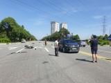 Chạy xe tốc độ cao, nam thanh niên tử vong khi va chạm với ô tô