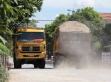 Lo ô nhiễm không khí, Hà Nội sẽ xử nghiêm phương tiện làm rơi vật liệu