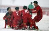 'Cầu vồng tuyết' của Quang Hải là 'Bàn thắng biểu tượng U23 châu Á'