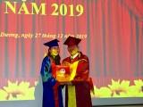 Thêm 865 sinh viên ngành y, dược nhận bằng tốt nghiệp