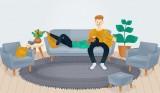 Vị trí ngồi trên sofa tiết lộ về bạn