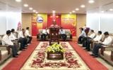 Lãnh đạo UBND tỉnh tiếp và làm việc với Tổng Công ty Điện lực Miền Nam