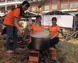 Công nhân lao động: Ấm lòng những ngày  tết xa nhà