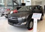 Toyota khuyến mãi ba dòng xe dịp tết