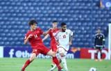 Đội tuyển U23 Việt Nam chia điểm với U23 UAE ở trận ra quân