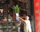 Về thăm đình Tân An những ngày giáp tết