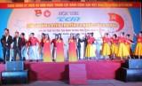 Huyện đoàn Bắc Tân Uyên: Hội thi các nhóm tuyên truyền ca khúc cách mạng