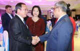 Meeting with Consuls' delegation and foreign agencies