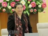 Nâng cao vai trò của nghị viện thúc đẩy hòa bình, an ninh khu vực