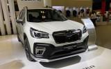 Subaru Forester phiên bản thể thao sắp bán tại Việt Nam
