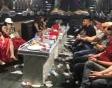 Phát hiện hàng chục nam nữ dương tính với ma túy trong quán karaoke