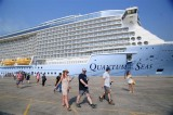 World's most modern cruise ship arrives in HCM City