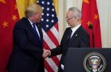 Mỹ và Trung Quốc ký thoả thuận thương mại giai đoạn một