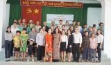 Vietcombank Bình Dương: Trao 80 phần quà tết cho hộ nghèo