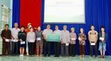 Vietcombank Bình Dương: Trao 120 phần quà tết cho hộ nghèo huyện Bắc Tân Uyên và TX.Tân Uyên