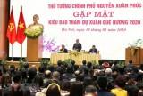 Prime Minister hails OVs' warm sentiment for homeland