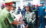 Chủ động công tác phòng cháy, chữa cháy: Phát huy thế mạnh của lực lượng tại chỗ