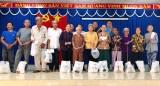 Tặng 50 phần quà tết cho người nghèo tỉnh Bình Phước