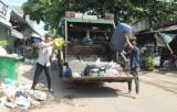 Đảm bảo vệ sinh môi trường cho người dân đón tết
