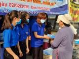Thành đoàn Thủ Dầu Một khởi động chiến dịch Xuân tình nguyện