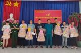 Phường Thuận Giao (TP.Thuận An): Phát lệnh gọi công dân nhập ngũ năm 2020