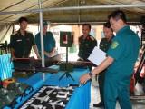 Đảng ủy quân sự huyện Bàu Bàng: Quyết tâm hoàn thành chỉ tiêu năm 2020