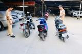 CSGT Công an huyện Dầu Tiếng: Phát hiện nhiều vụ vận chuyển hàng lậu