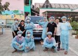 """Những """"chiến binh"""" trong công tác chống dịch bệnh nCov"""