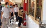 Kiểm tra, giám sát công tác phòng, chống dịch bệnh nCoV trên địa bàn tỉnh