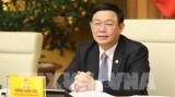 越南政府副总理王廷惠:在应对新冠肺炎疫情的情况下分担困难是十分重要的