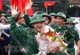 Tuần tới, các địa phương tổ chức ngày hội tòng quân năm 2020
