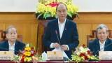 阮春福总理与承天顺化省领导举行工作会谈