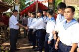 Hội trại tòng quân huyện Dầu Tiếng: Bảo đảm an toàn và đầy đủ ý nghĩa