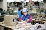 Vinatex thông tin về quy trình sản xuất khẩu trang kháng khuẩn