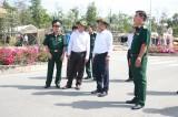 Chủ tịch UBND tỉnh kiểm tra công tác chuẩn bị giao quân năm 2020 tại huyện Bắc Tân Uyên