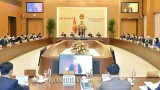 越南国会常委会第42次会议正式开幕