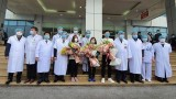 新型冠状病毒肺炎疫情:永福省有三名患者已治愈出院