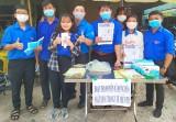 Huyện đoàn Bàu Bàng: Đa dạng các hoạt động phòng dịch nCoV