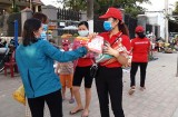 Hội Chữ thập đỏ phường Tân Bình (TP.Dĩ An): Chung tay vì sức khỏe cộng đồng